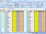 MS EXCEL 2007-Курс обучения работе в электронных таблиц 1