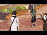 Fairy Tail / Фейри тейл / Сказка о хвосте феи - 155 серия субтитры